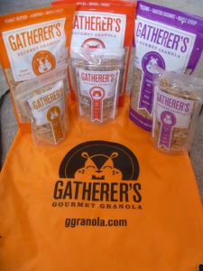 Gatherer'sGranola